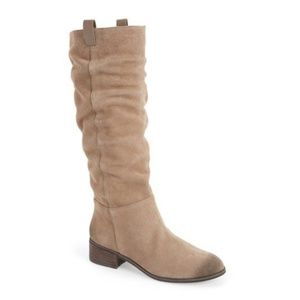 BP Traffic Slouch Tall Boots Taupe